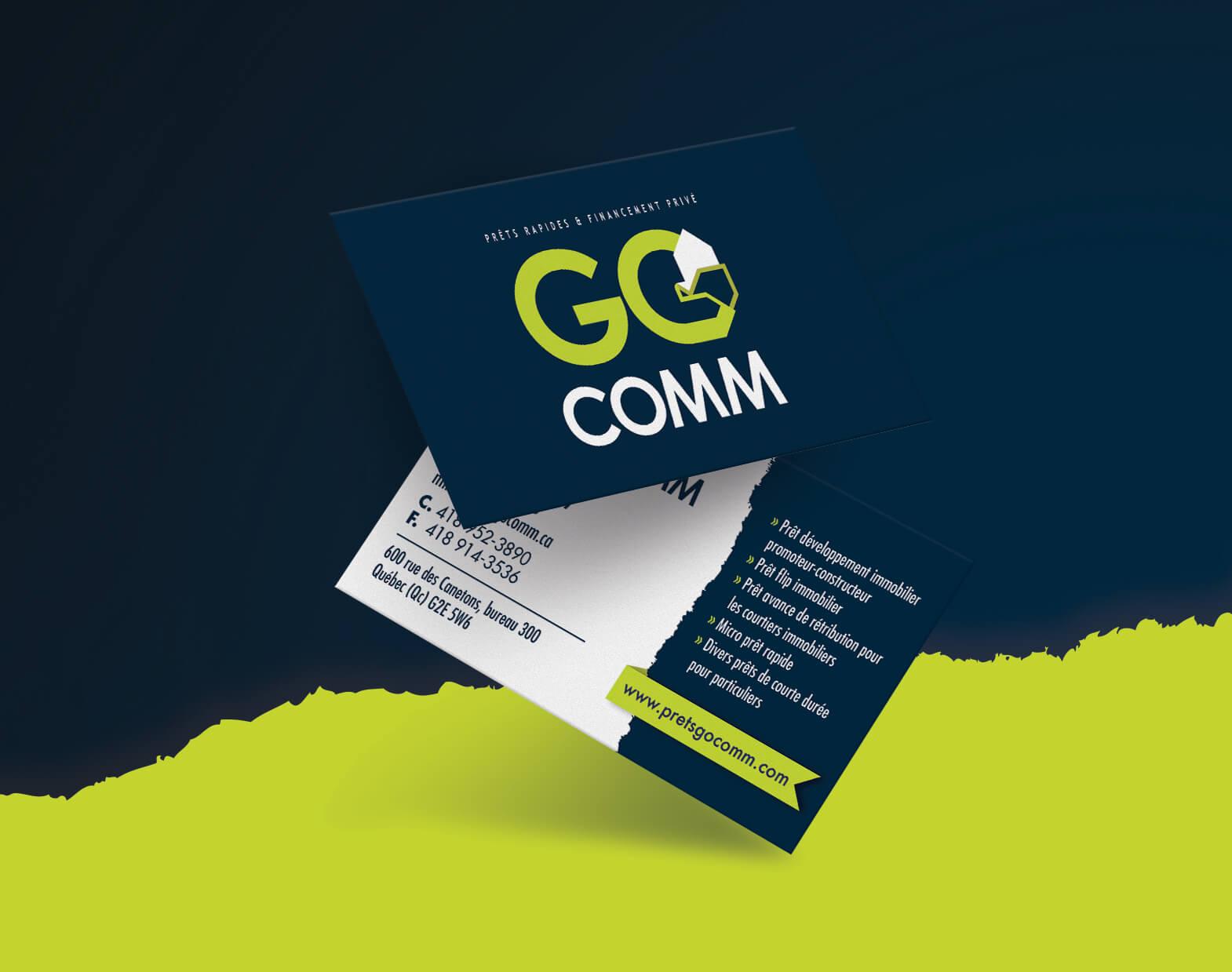 carte-affaires-prets-go-comm-graphisme-quebec-portfolio